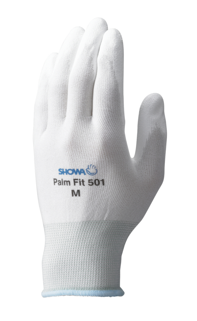 B0501 被膜強化パームフィット手袋501