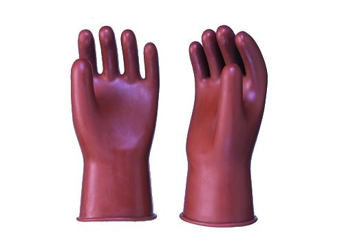 工業用手袋スモーク短大
