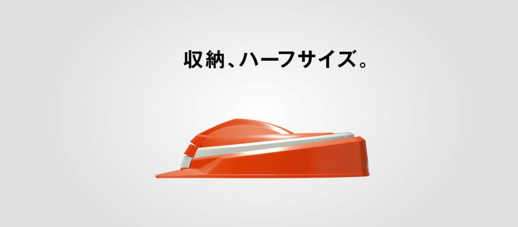 IZANO 防災用ヘルメット