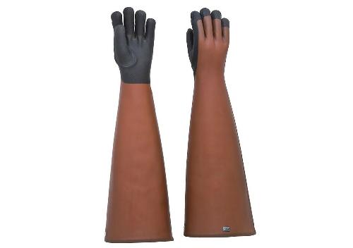 特長5本指手袋